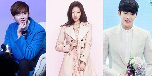 Cặp đôi mỹ nam tâng bốc Park Shin Hye lên mây