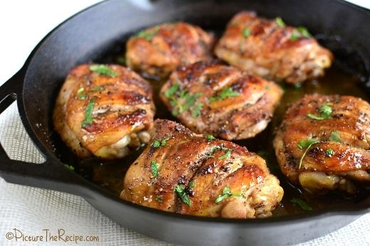 Bí quyết làm gà nướng tiêu đen ngon tuyệt