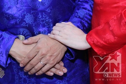 Cận cảnh nhẫn cưới của Trúc Diễm và ông xã John Từ - Tin sao Viet - Tin tuc sao Viet - Scandal sao Viet - Tin tuc cua Sao - Tin cua Sao