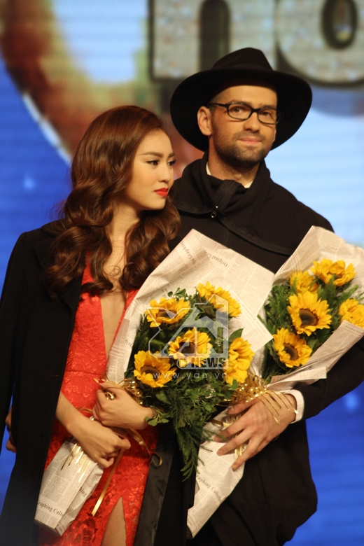 Cặp đôi được yêu thích nhất tuần qua làLan Ngọc – Daniel - Tin sao Viet - Tin tuc sao Viet - Scandal sao Viet - Tin tuc cua Sao - Tin cua Sao