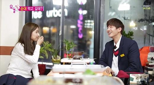 Song Jae Rim cực hạnh phúc khi được vợ tặng một nụ hôn
