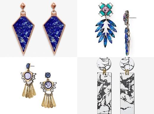Thích mê với xu hướng trang sức mới năm 2015