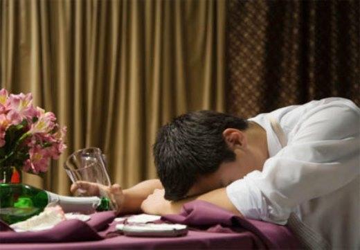 Say mỗi cơn say cơ thể bạn sẽ vô cùng mệt mỏi.
