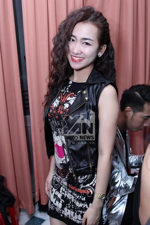 Ngất ngây nhan sắc xinh đẹp của DJ Trang Moon