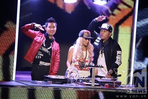 Các DJ mang đến không khí sôi động - Tin sao Viet - Tin tuc sao Viet - Scandal sao Viet - Tin tuc cua Sao - Tin cua Sao