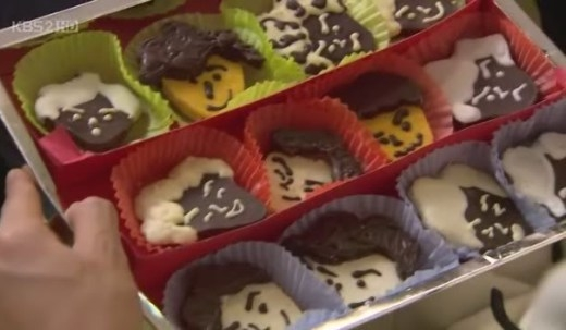 Học tuyệt chiêu tặng quà Valentine từ sao Hàn