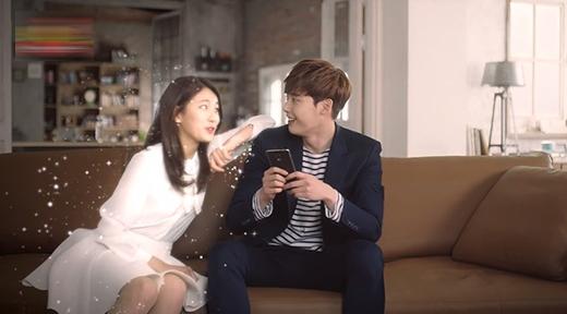 Lee Jong Suk và Suzy từ người xa lạ trở thành cặp đôi ăn ý