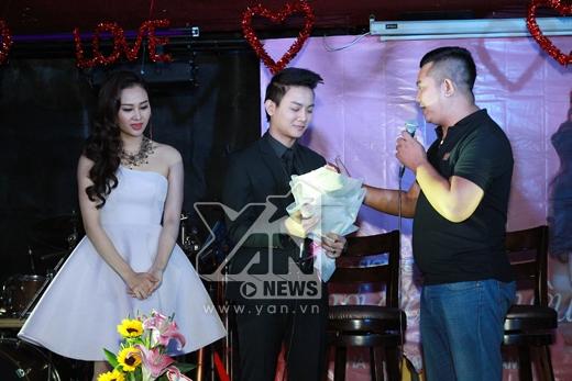 Hoài Lâm sẵn sàng bỏ show vì trò cưng của Mr. Đàm - Tin sao Viet - Tin tuc sao Viet - Scandal sao Viet - Tin tuc cua Sao - Tin cua Sao