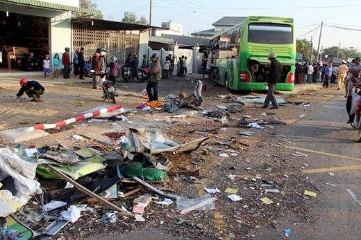Nguyên nhân đang được các cơ quan chức năng tỉnh Bình Thuận làm rõ.