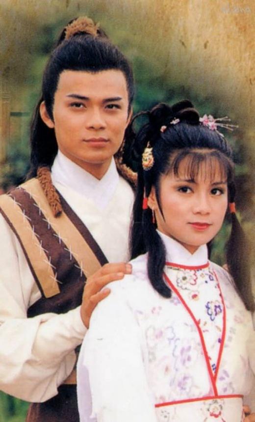 Huỳnh Nhật Hoa và Ông Mỹ Linh trong bản Anh hùng xạ điêu kinh điển nhất của TVB