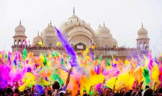 Mê mẩn với 5 lễ hội đầy màu sắc trên thế giới