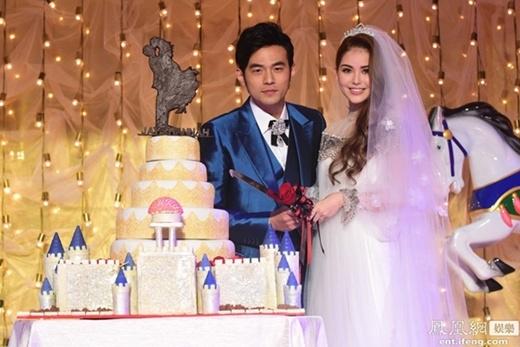 Lộ ảnh đám cưới siêu lung linh của Châu Kiệt Luân và Côn Lăng