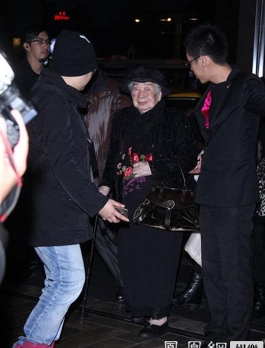 Bà ngoại Châu Kiệt Luân