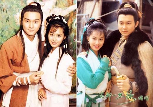 Trương Trí Lâm là tài tử đóng vai Quách Tĩnh được đánh giá có vẻ ngoài đẹp trai
