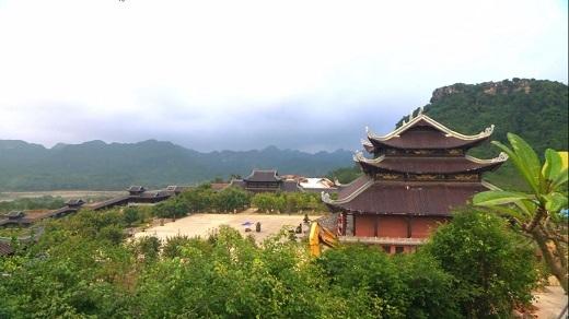 Đây là ngôi chùa lớn nhất Việt Nam.