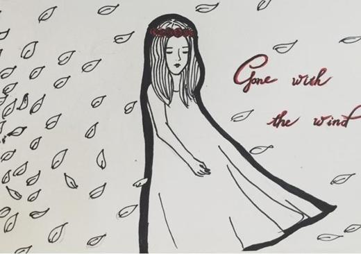 Phong cách vẽ của Quỳnh Anh Shyn.