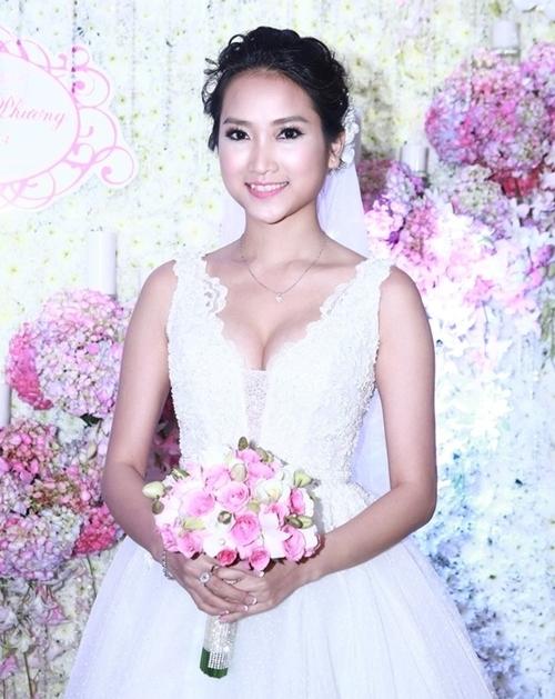 Những điều thú vị nhất trong các đám cưới sao Việt năm 2014 - Tin sao Viet - Tin tuc sao Viet - Scandal sao Viet - Tin tuc cua Sao - Tin cua Sao