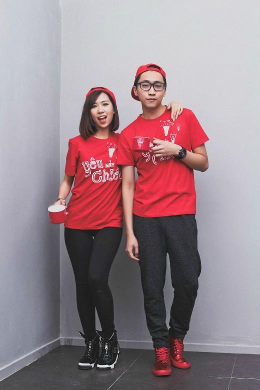 Min và Nhật Minh luôn tìm cách làm mới tình yêu và sự lãng mạn.