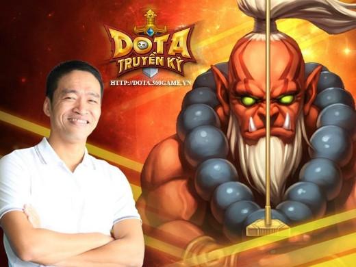 Yurnero do CEO Lê Hồng Minh lồng tiếng sẽ chào sân DoTa Truyền Kỳ vào 15/02
