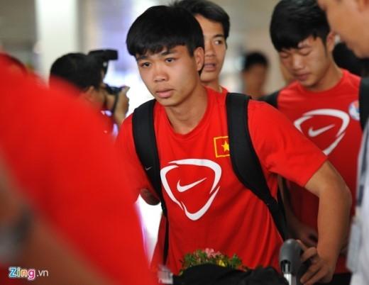 Công Phượng, Xuân Trường, Tuấn Anh... được HLV Miura triệu tập lên Olympic Việt Nam sau những cố gắng của mình ở 7 vòng đấu V.League đã qua.