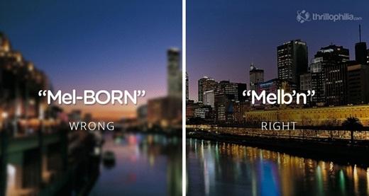 Những địa danh du lịch bị phát âm sai nhiều nhất trên thế giới