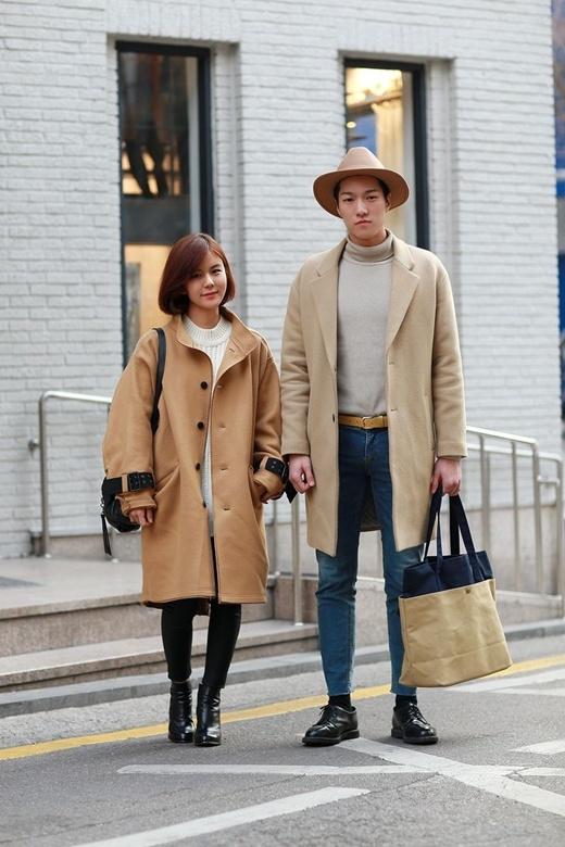 Bí quyết diện đồ đôi cực chất cho ngày lễ Valentine ngọt ngào