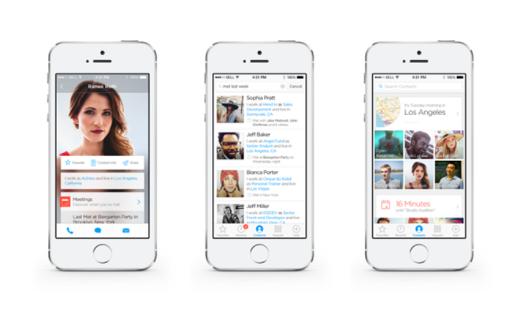 5.Humin: Ứng dụng Danh bạ của Apple dường như bị hãng bỏ quên khi không được cập nhật từ rất lâu. Humin là sản phẩm tuyệt vời thay thế cho Danh bạ trên iPhone. Khi người dùng thêm một số mới vào điện thoại của mình, Humin sẽ tự động thêm thời gian và địa điểm. Cũng như việc tìm kiếm danh bạ trên Humin rất thông minh, không chỉ theo tên hay nơi làm việc, sản phẩm có thể tìm theo thời gian gặp mặt lần đầu hay theo địa điểm.