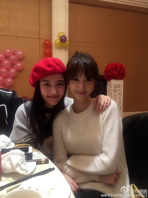 Yoona xinh đẹp, mừng sinh nhật người tình màn ảnh cổ trang