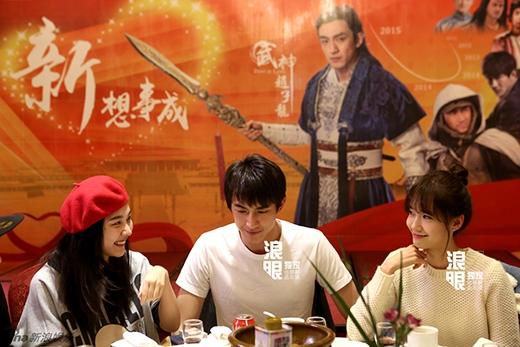 [Tết 2015] Loạt ảnh thân mật của Yoona và Lâm Canh Tân gây xôn xao