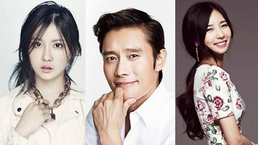 Lee Byung Hun xin giảm án cho hai cô gái tống tiền