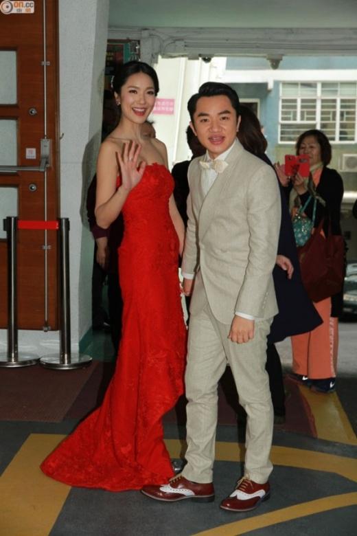 Đám cưới của cặp đôi diễn ra tại Disneyland, Hồng Kông