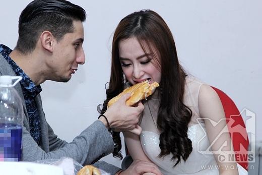 Angela Phương Trinh được bạn nhảy cứu đói - Tin sao Viet - Tin tuc sao Viet - Scandal sao Viet - Tin tuc cua Sao - Tin cua Sao