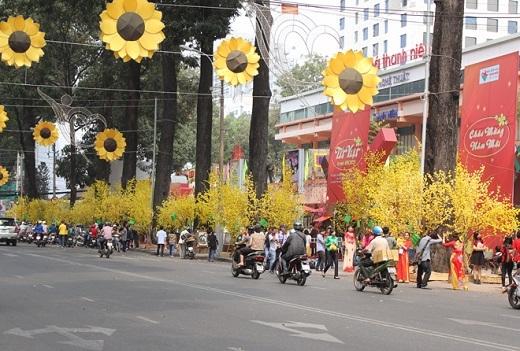 [Tết 2015] 5 địa điểm ăn chơi ở Sài Gòn mùa Tết