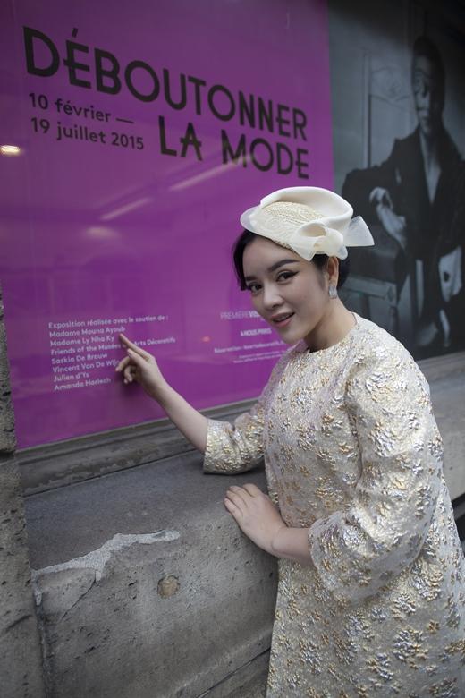 [Tết 2015] Lý Nhã Kỳ sang Pháp hội ngộ các nhà thiết kế lừng danh - Tin sao Viet - Tin tuc sao Viet - Scandal sao Viet - Tin tuc cua Sao - Tin cua Sao