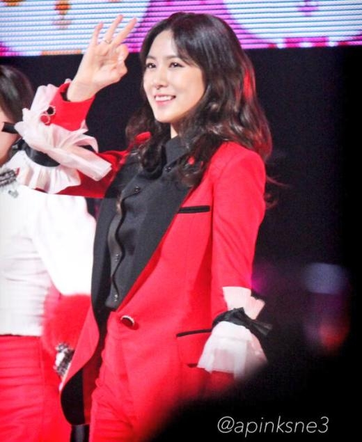 """A Pink """"quậy"""" tưng bừng cùng fan Nhật mừng Valentine muộn"""