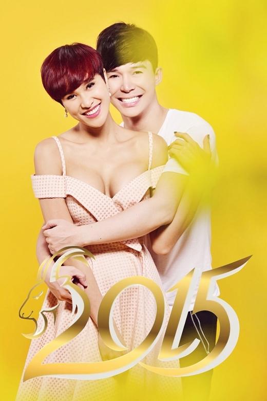 2014 là một năm đầy thành công đối với cặp đôiNathan Lee và Phương Mai. - Tin sao Viet - Tin tuc sao Viet - Scandal sao Viet - Tin tuc cua Sao - Tin cua Sao