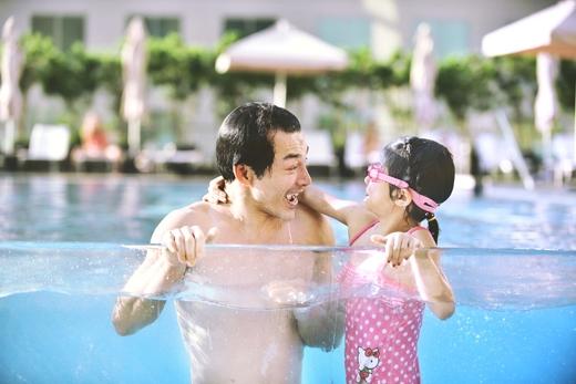 [Tết 2015] Trần Bảo Sơn tạm gác công việc, đón Tết cùng con gái - Tin sao Viet - Tin tuc sao Viet - Scandal sao Viet - Tin tuc cua Sao - Tin cua Sao
