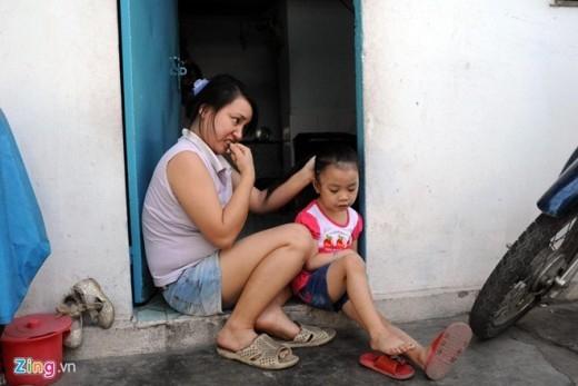[Tết 2015] Tết của công nhân nghèo trong xóm trọ ở Sài Gòn