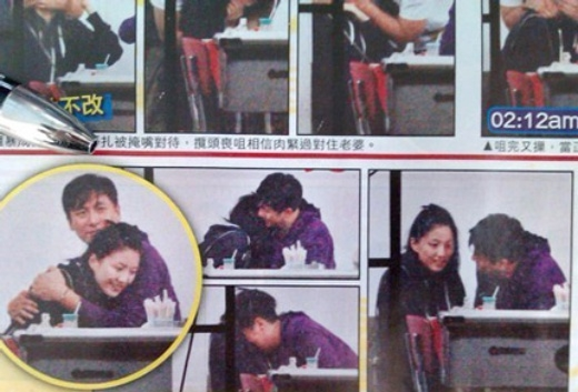 Phát hoảng với cảnh tượng sao Hoa ngữ bị sàm sỡ nơi công cộng