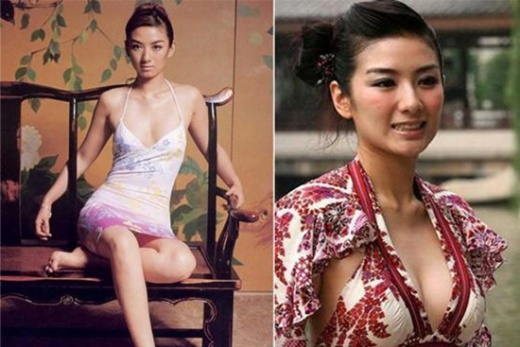 Tiểu Yến Tử 2 Huỳnh Dịch lộ nghi vấn thẩm mỹ vì độ lệch pha của hai hình ảnh quá khứ, hiện tại