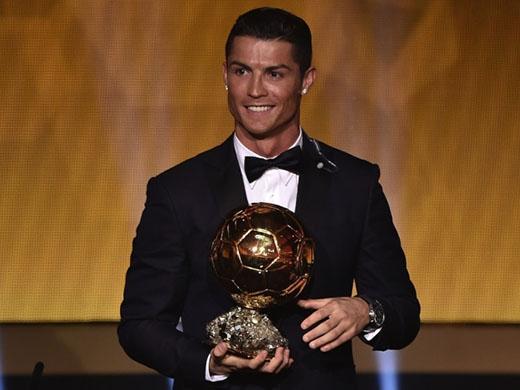 Một năm đại thành công của Ronaldo