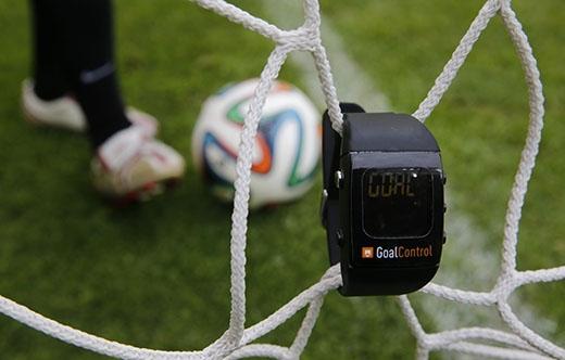 Công nghệ goal-line chính thức được áp dụng ở World Cup 2014