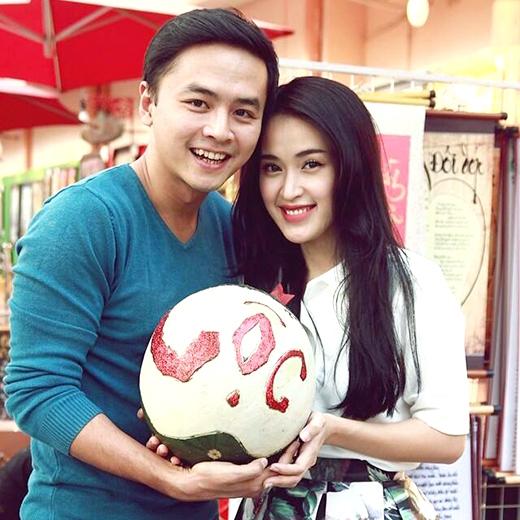 [Tết 2015] 4 cặp đôi Hot nhất showbiz khoe ngày Tết hạnh phúc như Valentine - Tin sao Viet - Tin tuc sao Viet - Scandal sao Viet - Tin tuc cua Sao - Tin cua Sao