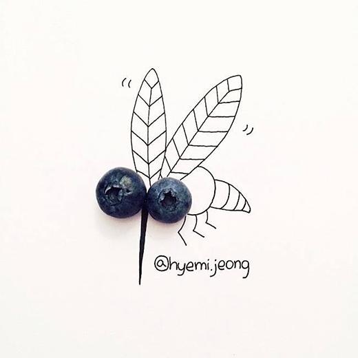 Trái việt quất