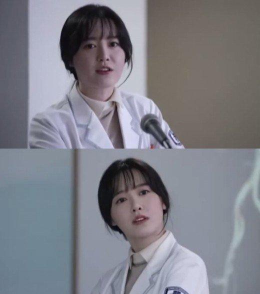 Diễn xuất của Goo Hye Sun bị chê tan nát trong phim mới