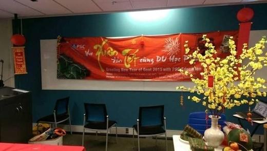 Cộng đồng người Việt tại Australia hàng năm đều không quên tổ chức những buổi gặp mặt, đặc biệt là cho du học sinh. (Ảnh: Minh Anh)