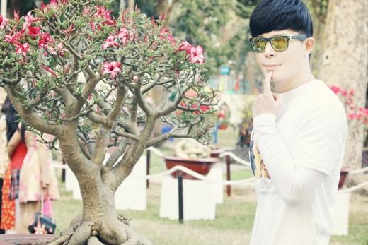 [Tết 2015] Nathan Lee trẻ trung xuống phố mùa Xuân - Tin sao Viet - Tin tuc sao Viet - Scandal sao Viet - Tin tuc cua Sao - Tin cua Sao