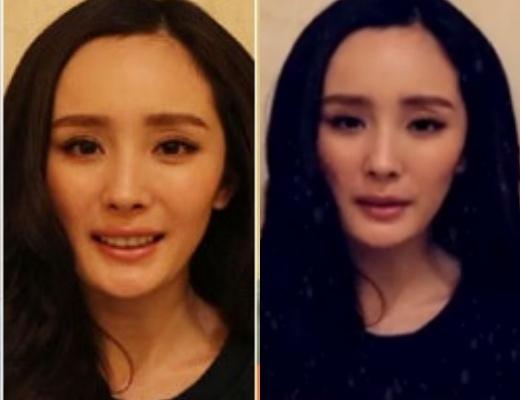 Dương Mịch gây sốc vì gương mặt già như 40 tuổi