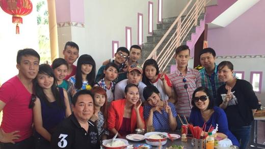 Phương Thanh vẫn tất bận với lịch diễn của mình, ngày mùng 2 Tết nữ ca sĩ sẽ trình diễn tại Phan Rang