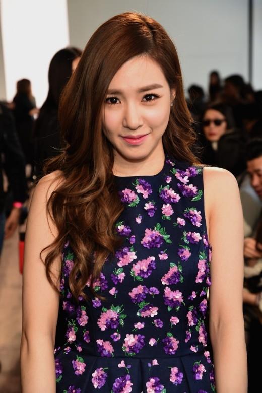 Tiffany tự tin khoe sắc bên thiên thần Victoria's Secret